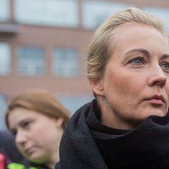 Кремль не будет реагировать на обращение жены Навального