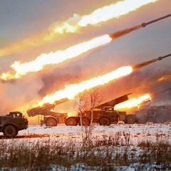 Россия стянула к границе с Украиной разрушительное вооружение