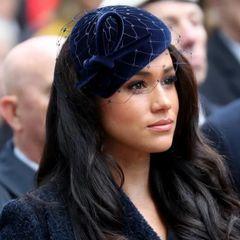 «Не хотела быть в центре внимания на похоронах»: Меган Маркл