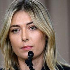 Мария Шарапова отказалась сотрудничать с больным раком Тиньковым