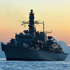 Великобритания отправила корабли для блокировки флота РФ в Крыму