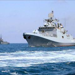 Два американских боевых корабля неожиданно взяли курс на Крым