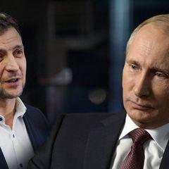 Зеленский вызвал Путина в Донбасс