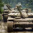 Десятки танков РФ развёрнуты у границ Крыма и Украины