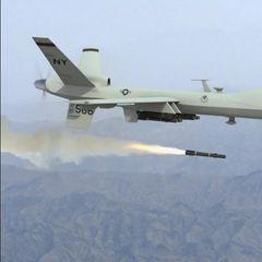 Неизвестный беспилотник выпустил две ракеты вблизи базы ВМФ РФ