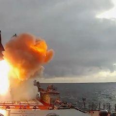 Появились кадры самой быстрой российской ракеты-перехватчика