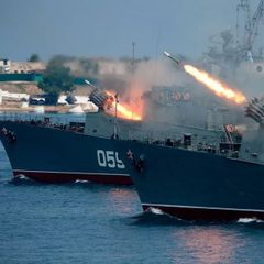 Корабли ВМФ РФ осуществили перехват авианосца Queen Elizabeth