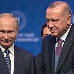 Путин провёл переговоры с Эрдоганом: вот о чем они договорились