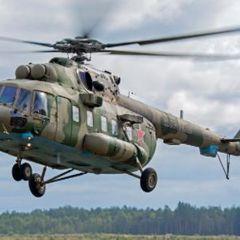 На Украине заявили о намерениях сбить российский вертолёт Ми-8