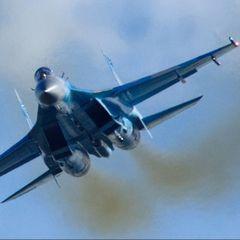 Перехват трех самолетов ВВС Франции  Су-30 сняли на видео