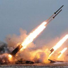 Российские ЗРК С-400 впервые отразили массированный ракетный удар