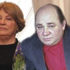 Скончалась вдова Леонова