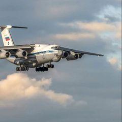 Над Сирией попытались сбить российский самолёт ДРЛОиУ А-50