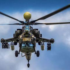 Российские Ми-28Н могут наносить «невидимые» для противника удары
