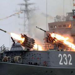 Корабль ВМС Британии покинул Черное море после залпов ракет РФ