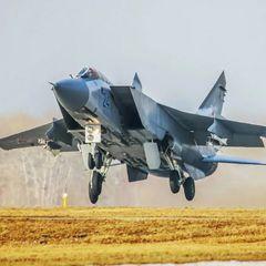 Российский МиГ-31 помешал самолетам ВВС США - вот как