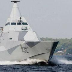 Россия построит первый корабль-невидимку «Меркурий»