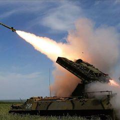 Российские ПВО перехватили украинской крылатой ракеты