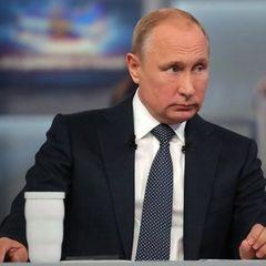 """""""Словесное несварение желудка"""": Путин ответил на слова Байдена"""