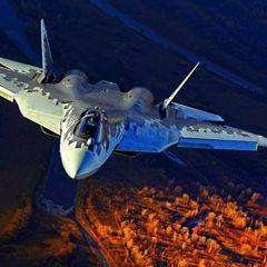 В США российский истребитель Су-57 назвали худшим на планете