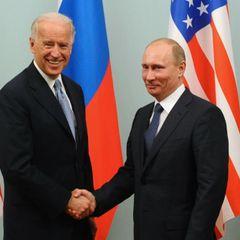 Байден объяснил отказа от совместной пресс-конференции с Путиным