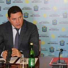Мэр Кисловодска при смерти после падения с электросамоката