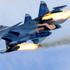Су-30 сорвал операцию ВВС США и обратил в бегство пару F-35