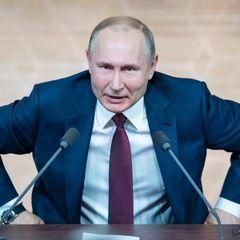 «У нас нет привычки убивать»: интервью Путина вышло в эфир