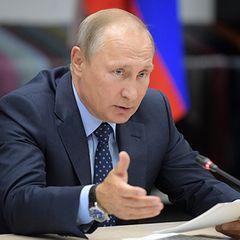 Это случилось сегодня с Владимиром Путиным