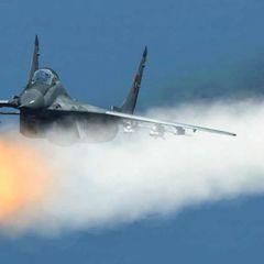 Российский Су-30 сорвал операцию ВВС США и обратил в бегство F-35