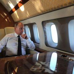 Правительственному борту России не дали сесть в аэропорту Женевы