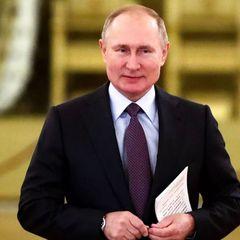 «Спасибо, господин Путин»: немцы обратились к президенту РФ