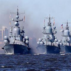 7 кораблей ВМФ РФ около Гавайев делают «что-то странное» - фото