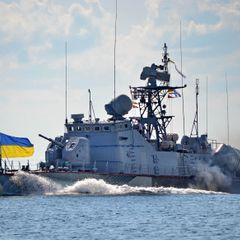 Украина заявила о готовности к новому вторжению в воды РФ у Крыма