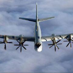 В США удивились «сомнительным» кормовым пушкам Ту-95МС