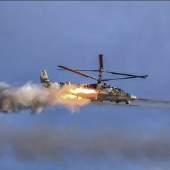 Российские Ка-52 сорвали миссию американских военных в Сирии