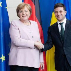 Меркель «послала» Зеленского с «Северным потоком-2» - Рада