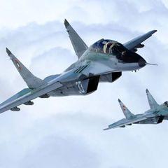 Названа причина крушения МиГ-29 в Черном море