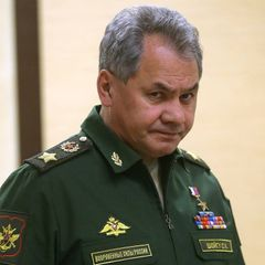 Служба безопасности вызвала министра обороны Шойгу на допрос