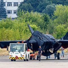 Новый российский истребитель привел в восторг иностранцев