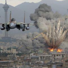 F-35 разбомбили позиции армии САР, невзирая на С-300 и С-400