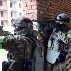 Ликвидация террористов попала на видео: кадры не для слабонервных