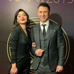 Звезда Comedy Club опубликовала трогательное фото с мужем и дочкой