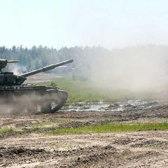 Украинские танки обстреляли мирную деревню: новость не для детей