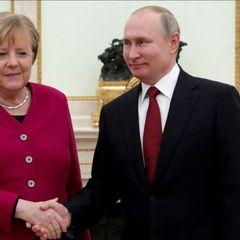 Неужели Меркель сдала Украину Путину - ответ