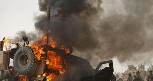 В Сирии уничтожен российский бронеавтомобиль, есть жертвы