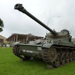 """Российский """"Краснополь"""" уничтожил французский танк AMX-13"""