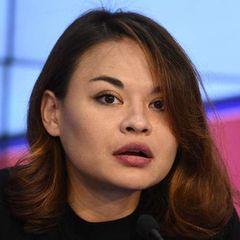 Дочь Шойгу прокомментировала скандальное видео своего жениха