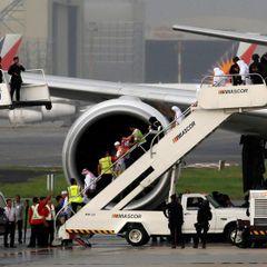 Пассажиров самолета эвакуировали из-за одной фотографии подростка