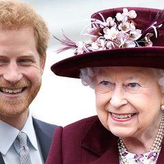 Принц Гарри ждет смерти королевы, чтобы выпустить свои мемуары